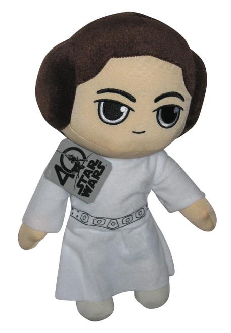 "Star Wars 40th Anniversary Comic Images Princess Leia 9"" Plush Toy"