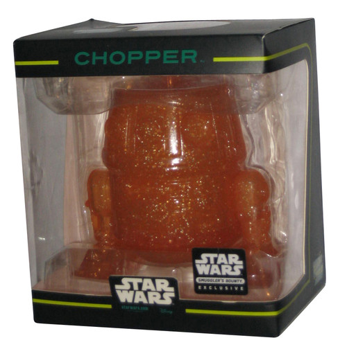 Star Wars Chopper Funko Orange Hikari Minis Figure - (Smuggler's Bounty Exclusive)