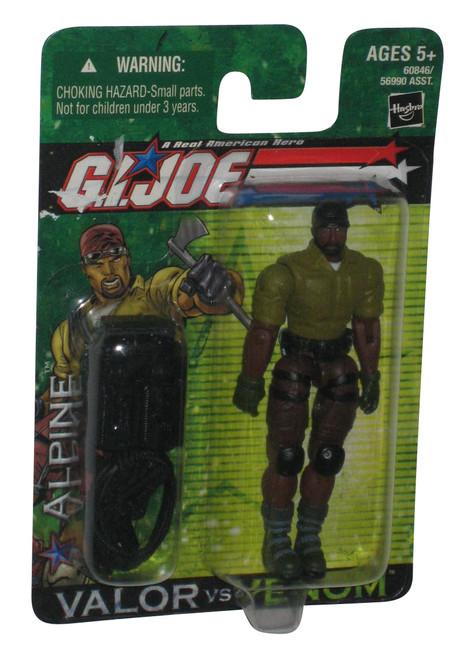 GI Joe Valor vs Venom Alpine Hasbro (2004) Figure