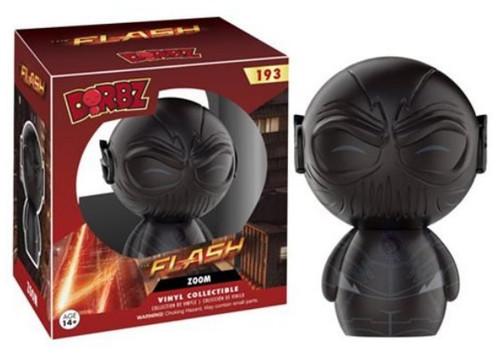DC Comics The Flash Zoom Funko Dorbz Vinyl Toy Figure 193