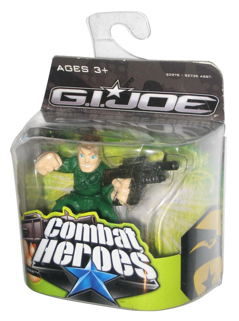 GI Joe The Rise of Cobra Conrad Duke Hauser Combat Heroes Figure