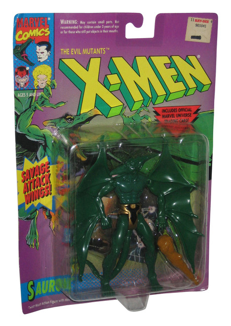 Marvel The Uncanny X-Men Sauron (1992) Toy Biz Action Figure