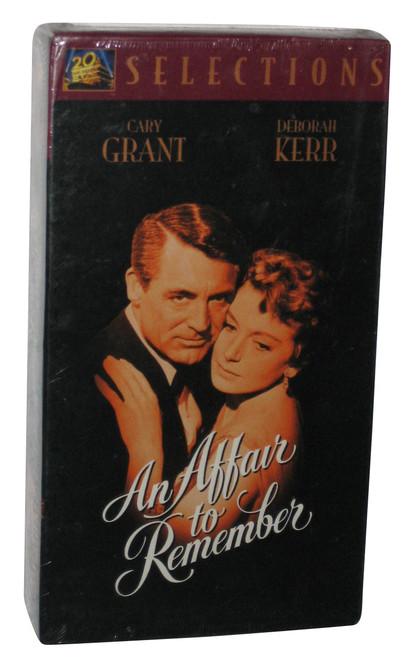 An Affair To Remember VHS Tape - (Cary Grant / Deborah Kerr)