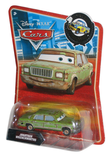 Disney Cars Movie Final Lap Series Jonathan Wrenchworths Toy Car #152