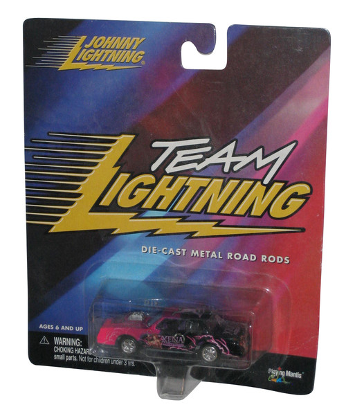 Xena Warrior Princess Team Johnny Lightning Die-Cast Metal Toy Car
