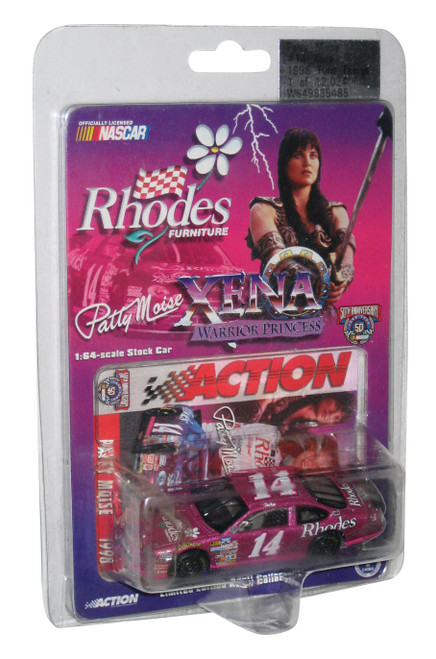 Xena Warrior Princess Rhodes Action Racing 1998 Ford Taurus 1:64 Die-Cast Car