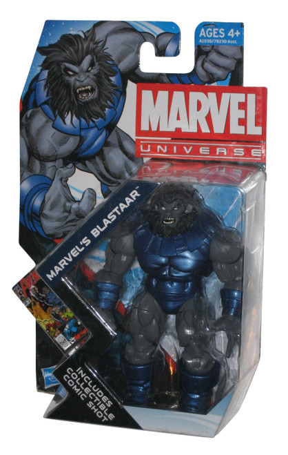 Marvel Universe Blastaar Series 4 Action Figure #24