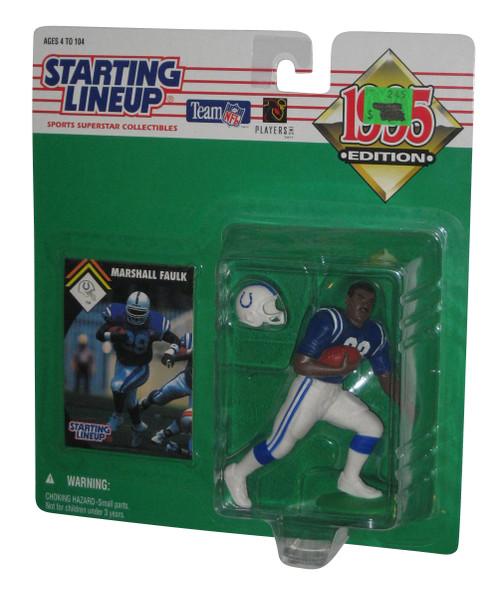 NFL Football Starting Lineup (1995) Marshall Faulk Kenner Figure