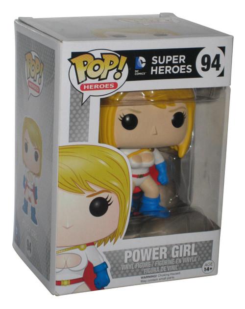 Marvel Heroes Power Girl Funko POP! Vinyl Figure 94