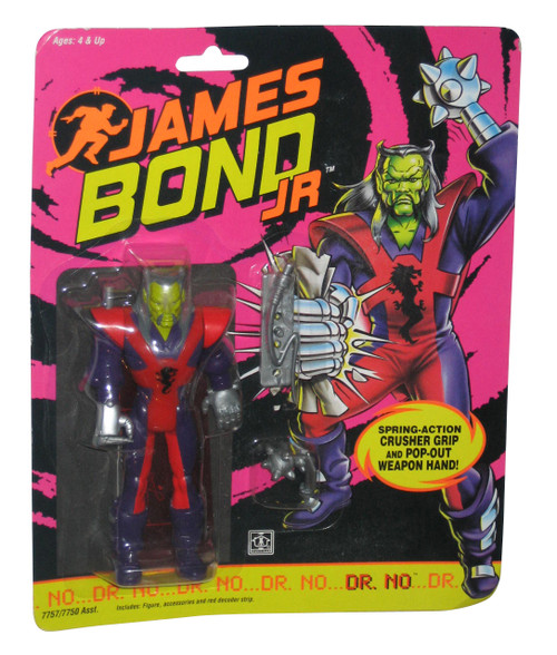 James Bond Jr. (1991) Hasbro Dr. No Action Figure