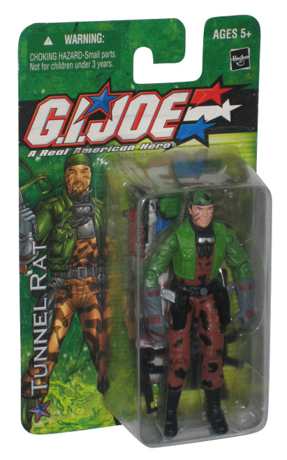 GI Joe Tunnel Rat Hasbro 3.75 Inch Action Figure