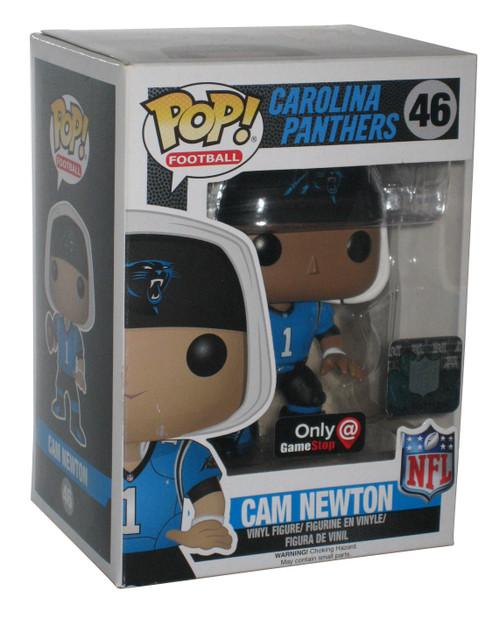 NFL Football Carolina Panthers Cam Newton Funko POP! Vinyl Figure 46 - (Gamestop Exclusive)