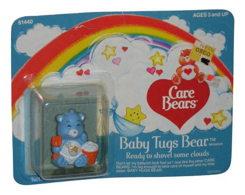 Care Bears Miniature Kenner (1984) Baby Tugs Bear Mini Figure