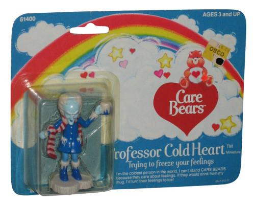 Care Bears Miniature Kenner (1984) Professor Cold Heart Mini Figure