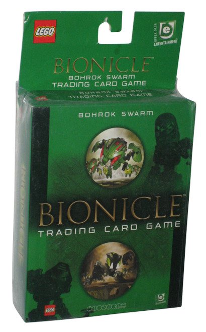 LEGO Bionicle Bohrok Swarm Green Trading Card Game Starter Deck