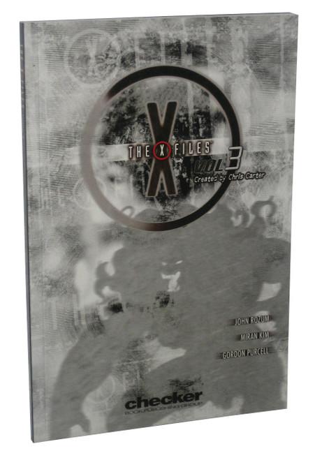 The X-Files Vol. 3 Graphic Novel Paperback Book - (Stephan Petrucha)