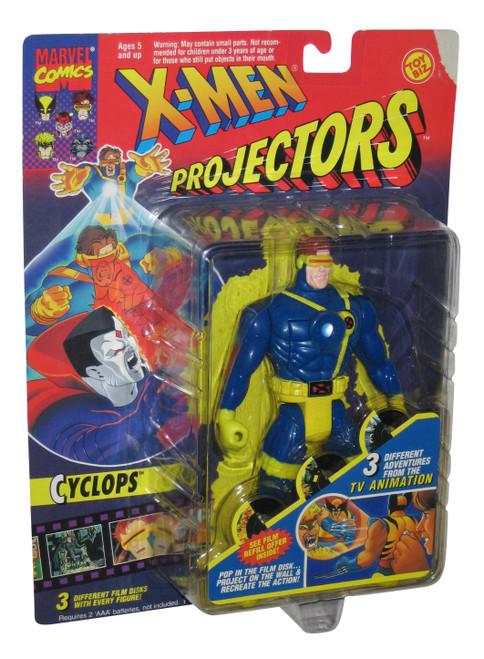 Marvel Comics X-Men Cyclops Projectors Toy Biz Action Figure