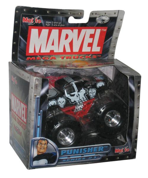 Marvel The Punisher Series 1 Maisto Motorized Mega Truck Toy Car
