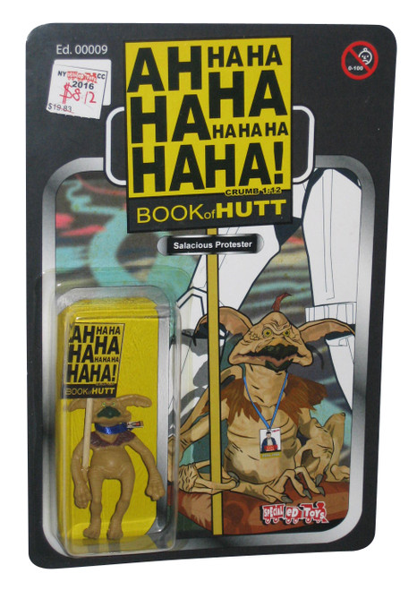 Book of Hutt Crumb Salacious Protester Special Ed Toys Figure