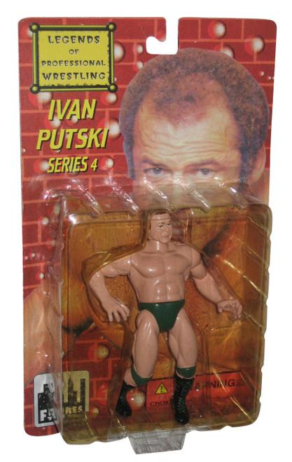 Legends of Professional Wrestling Ivan Putski Series 4 Toy Figure