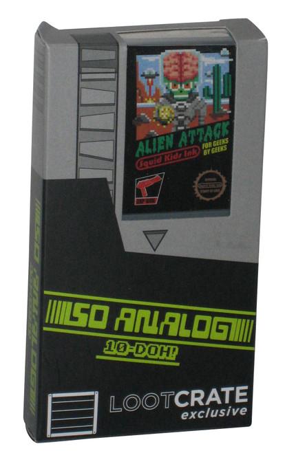 10-Doh! Alien Attack Series 1 Designer Vinyl Mini Figure - (Loot Crate Exclusive)