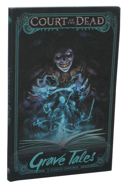 Court of The Dead Grave Tales A Comics Omnibus Paperback Book