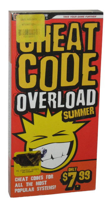 Cheat Code Overload Summer 2009 Video Game Strategy Guide Book