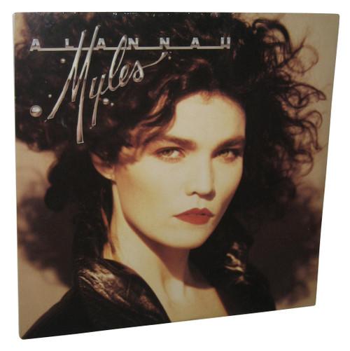 Alannah Myles Vintage LP Vinyl Record