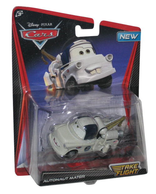 Disney Pixar Cars Autonaut Mater Take Flight Toy Car