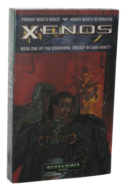 Warhammer 40,000 Xenos Eisenhorn Trilogy Novel Paperback Book