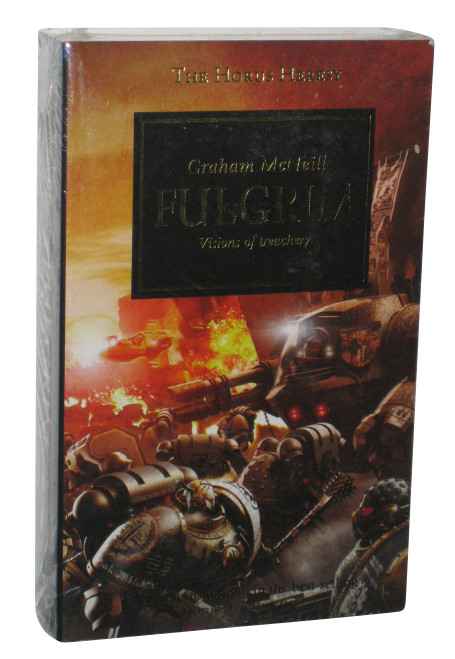 Fulgrim Horus Heresy Visions of Treachery Paperback Book - (Graham McNeill)