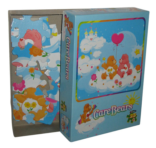 Care Bears RoseArt 25pc Children Kids Puzzle