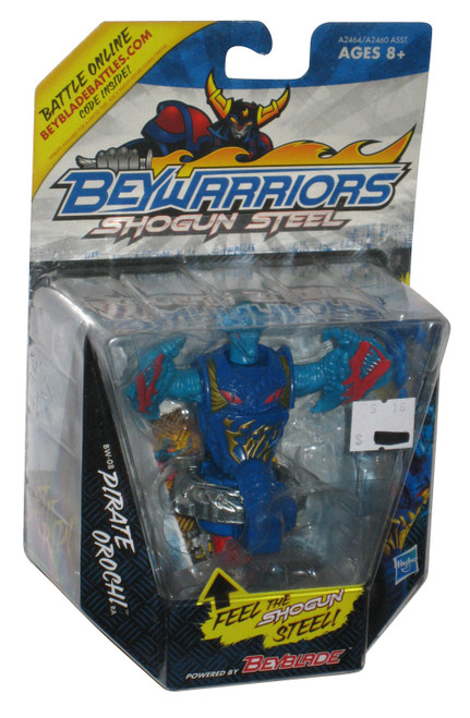 Beyblade Shogun Steel BeyWarriors BW-08 Pirate Orochi Battler Toy