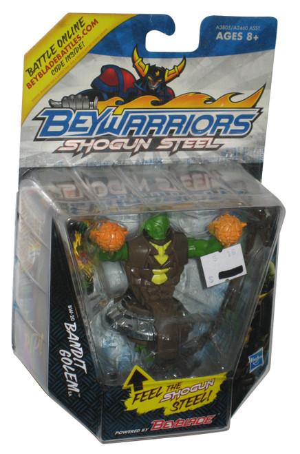 Beyblade Shogun Steel BeyWarriors BW-20 Bandit Golem Battler Toy
