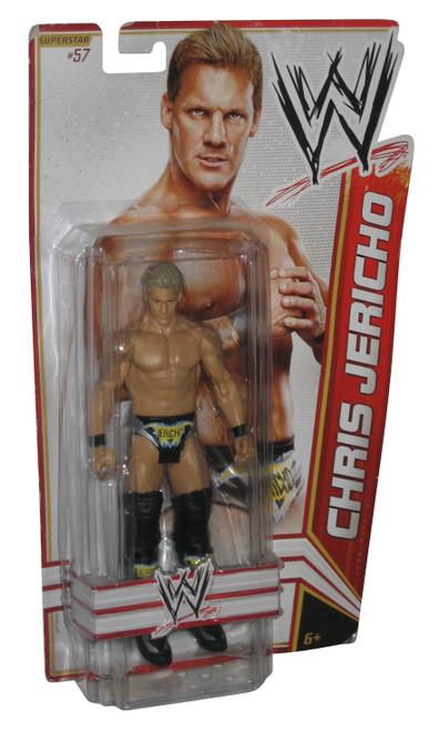 WWE Chris Jericho Superstar #57 Chris Jericho Action Figure