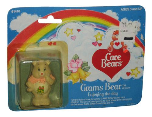 Care Bears Miniature Kenner (1984) Grams Bear Mini Figure