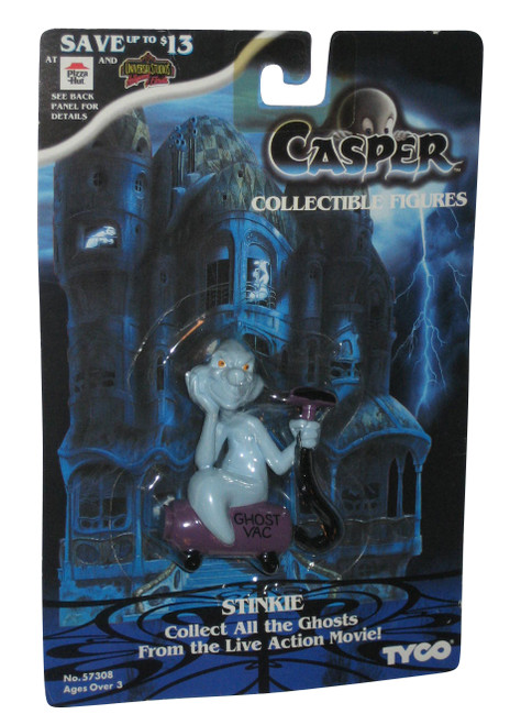 Casper The Friendly Ghost Movie Tyco Stinkie Collectible Figure