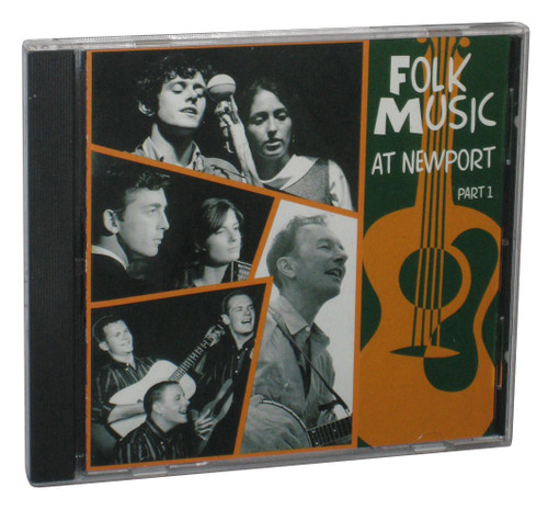 Newport Folk Festival Vol. 1 Music CD