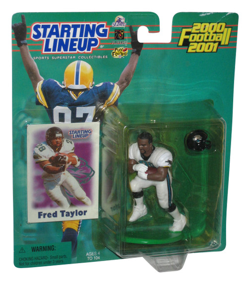 NFL Football Starting Lineup Fred Taylor 2000-2001 Action Figure