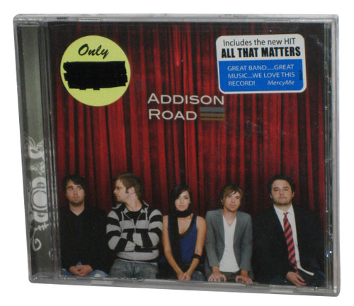 Addison Road Music CD