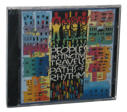 A Tribe Called Quest People's Instinctive Travels & The Paths of Rhythm Music CD