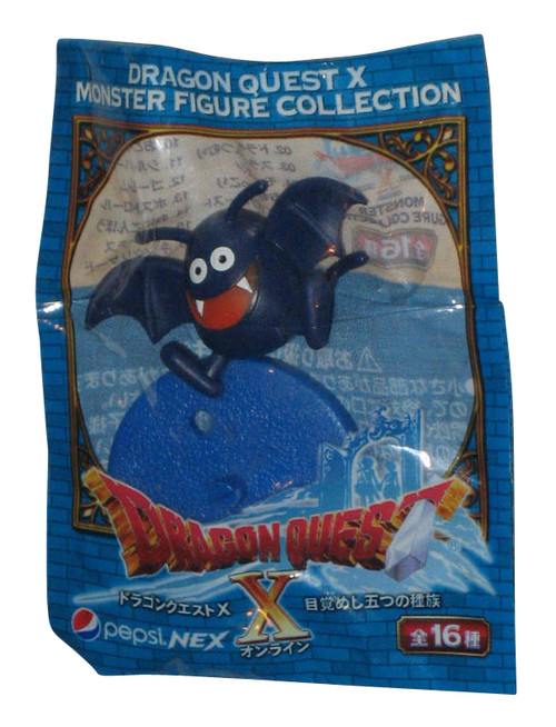 Dragon Quest X Monster Collection Pepsi Nex Zero Doraki Mini Figure