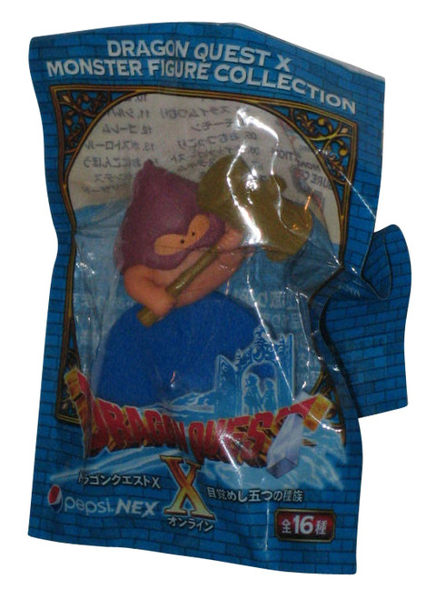 Dragon Quest X Monster Collection Pepsi Nex Zero Oh Kizuchi Mini Figure