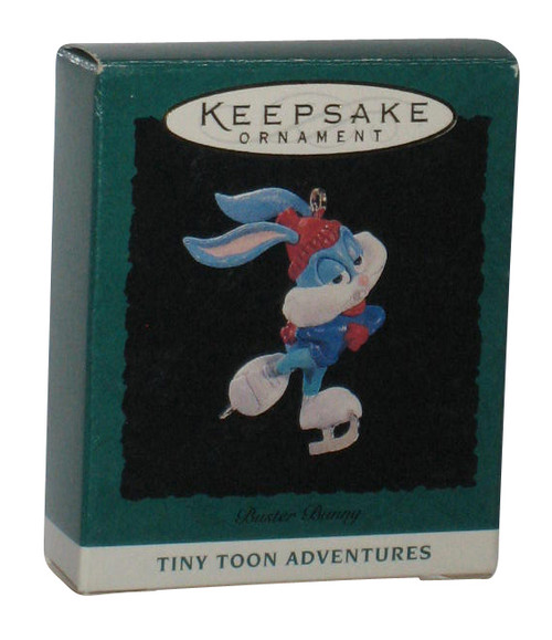 Tiny Toon Adventures Buster Bunny (1994) Miniature Hallmark Keepsake Ornament