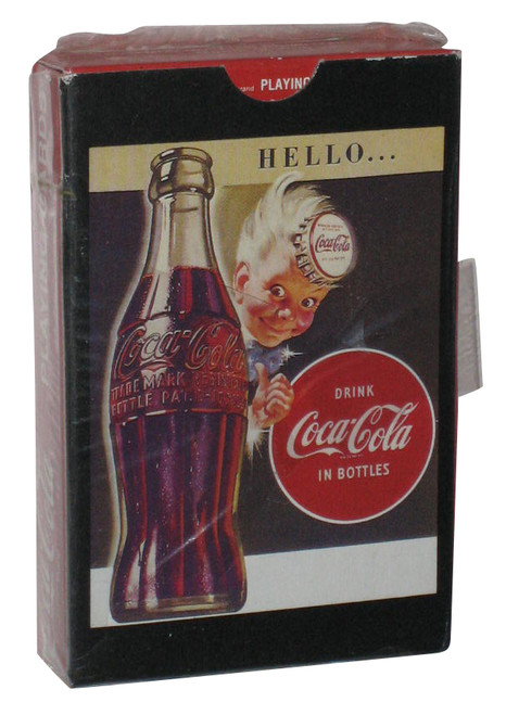Coca Cola Grandma Hello US Playing Card Company Playing Cards
