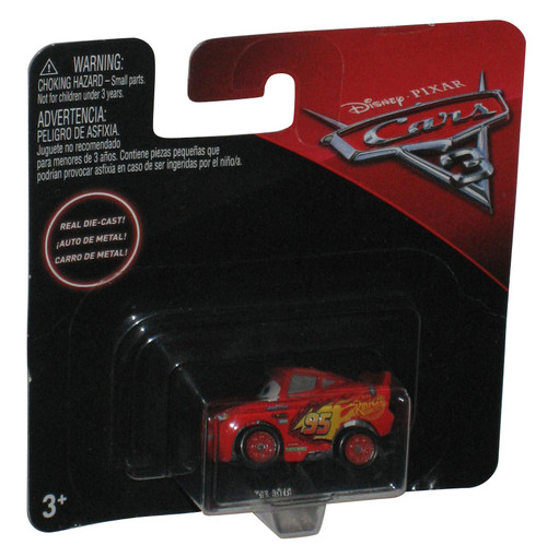 Disney Pixar Cars 3 Movie Lightning McQueen Mini Die-Cast Metal Toy Car