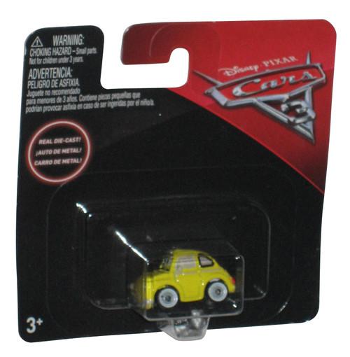 Disney Pixar Cars 3 Movie Luigi Mini Die-Cast Metal Toy Car