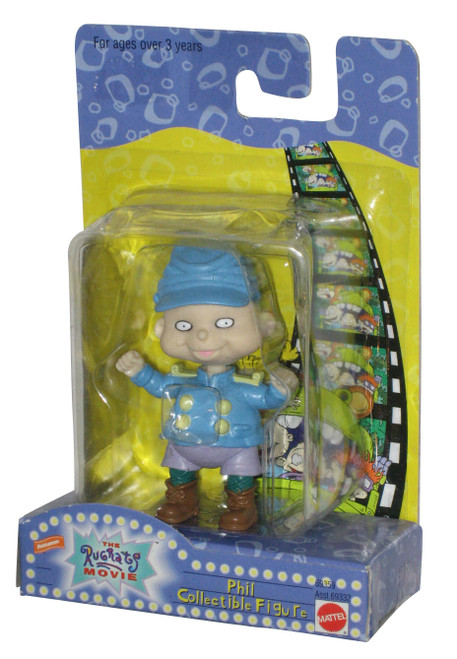 Nickelodeon Rugrats Movie Phil (1998) Mattel Collectible Figure