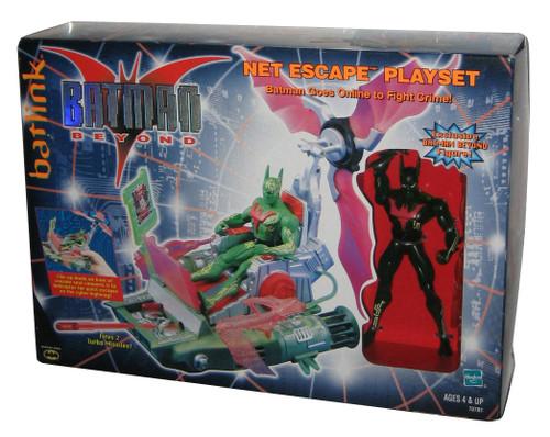DC Batman Beyond Net Escape (2000) Hasbro Figure Play Set