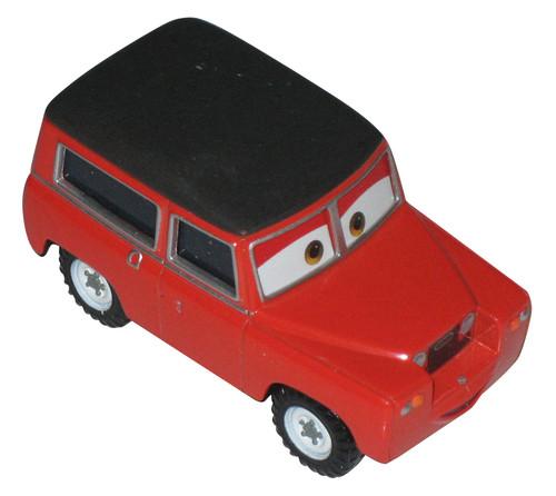 Disney Movie Cars Maurice Wheelks Palace Chaos Die Cast Toy Car